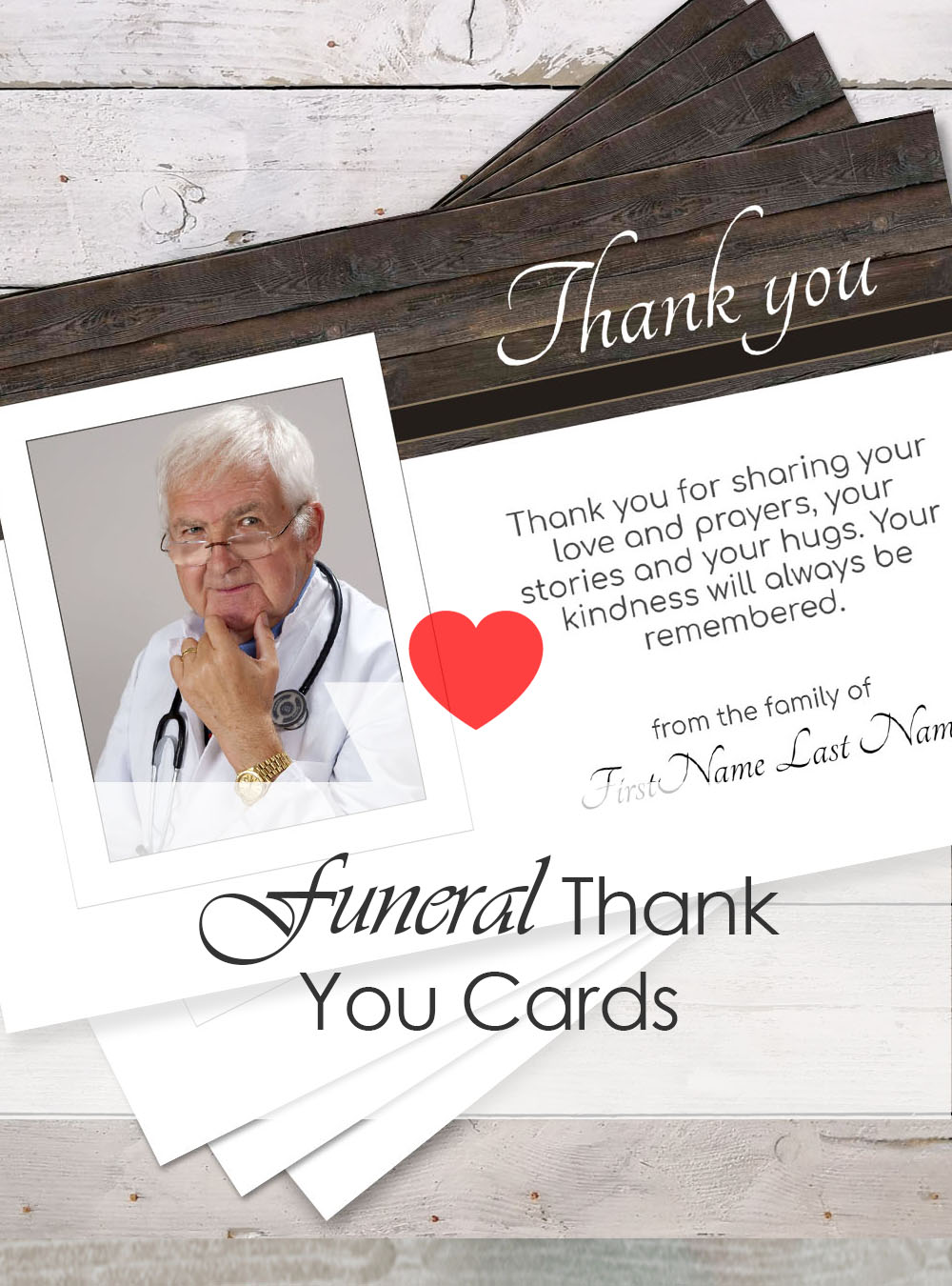 Why Send Funeral Thank You Cards